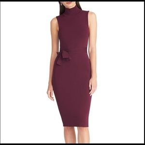 RACHEL Rachel Roy Dresses - Gorgeous royal plum sleeveless body con